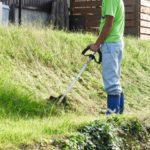 草刈りと会社