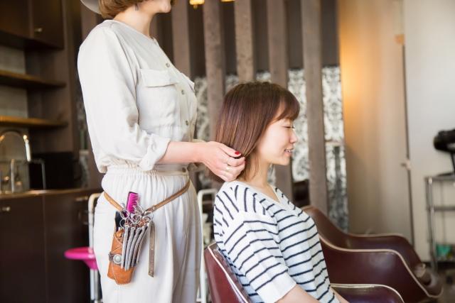 美容師さんのようにキャリアコンサルタント