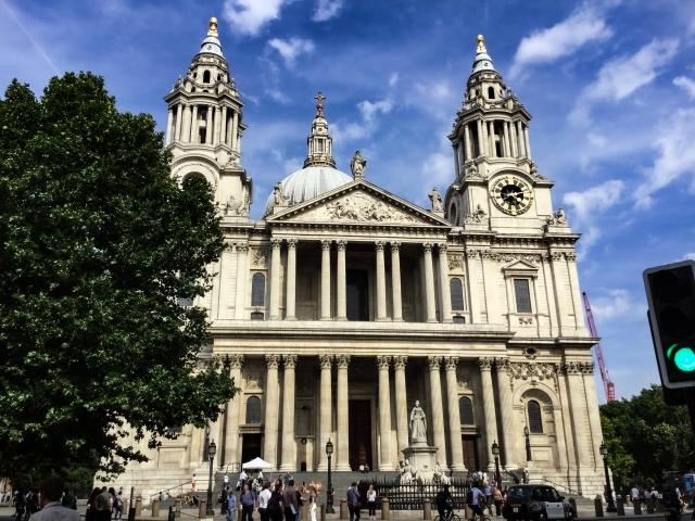 大聖堂とキャリア